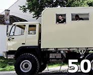 Land Rover 109 Dormobile