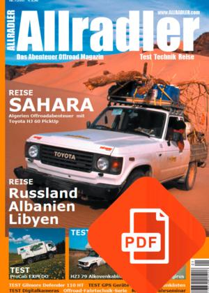 Allradler Ausgabe 1/07 Download