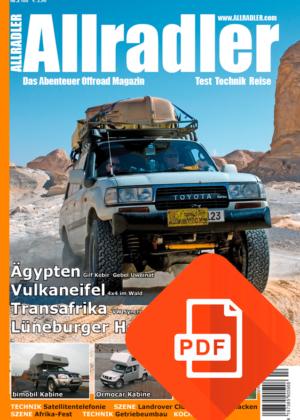 Allradler Ausgabe 2/08 Download