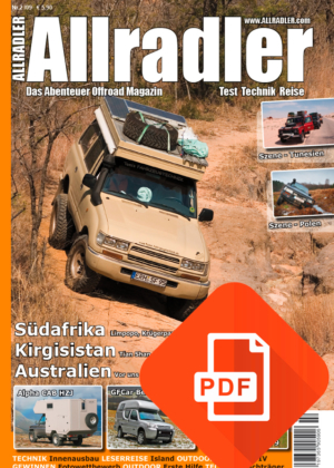 Allradler Ausgabe 2/09 Download