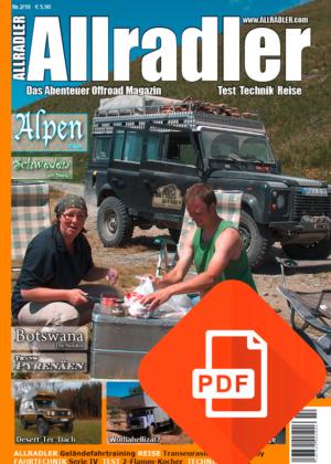 Allradler Ausgabe 2/10 Download