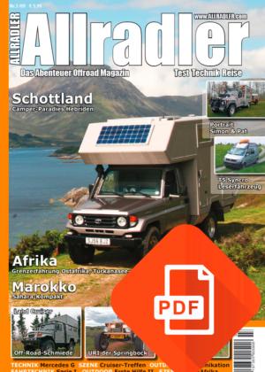 Allradler Ausgabe 3/09 Download