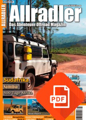 Allradler Ausgabe 3/10 Download