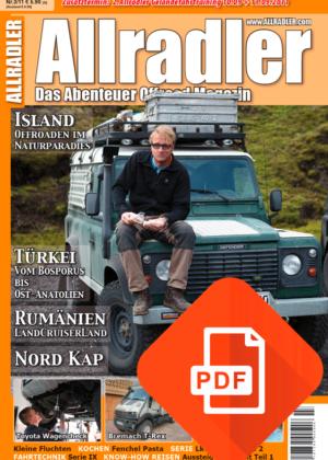 Allradler Ausgabe 3/11 Download