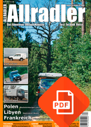 Allradler Ausgabe 4/08 Download