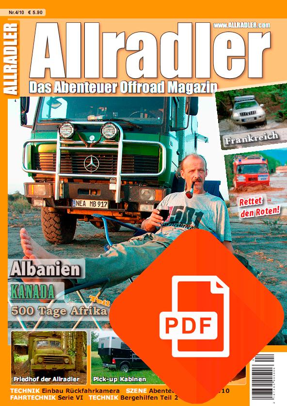 Allradler Ausgabe 4/10 Download