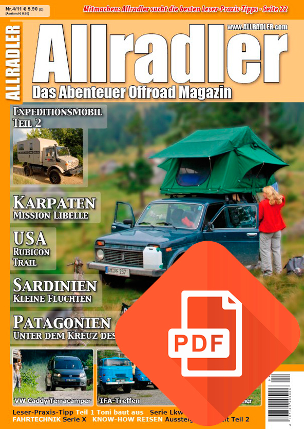 Allradler Ausgabe 4/11 Download