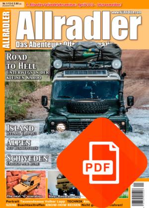Allradler Ausgabe 1/13 Download