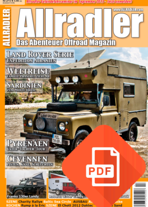 Allradler Ausgabe 2/13 Download