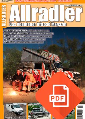 Allradler Ausgabe 2/14 Download