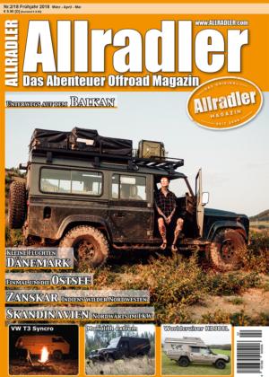 Allradler Ausgabe 2/18
