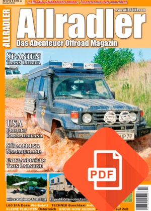 Allradler Ausgabe 3/12 Download