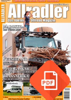 Allradler Ausgabe 4/12 Download