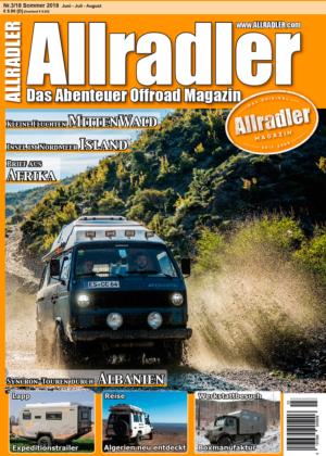 Allradler Ausgabe 3/18