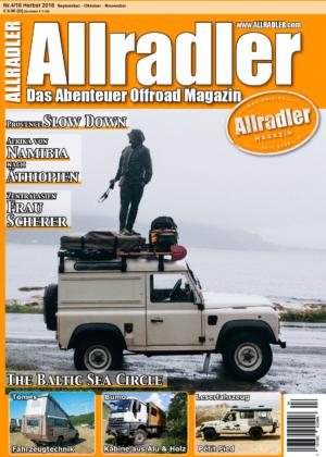 Allradler Ausgabe 4/18