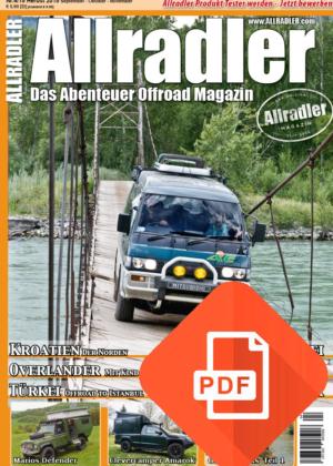 Allradler Ausgabe 4/15 Download