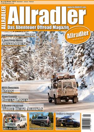 Allradler Ausgabe 1/19