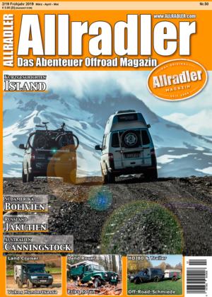 Allradler Ausgabe 2/19